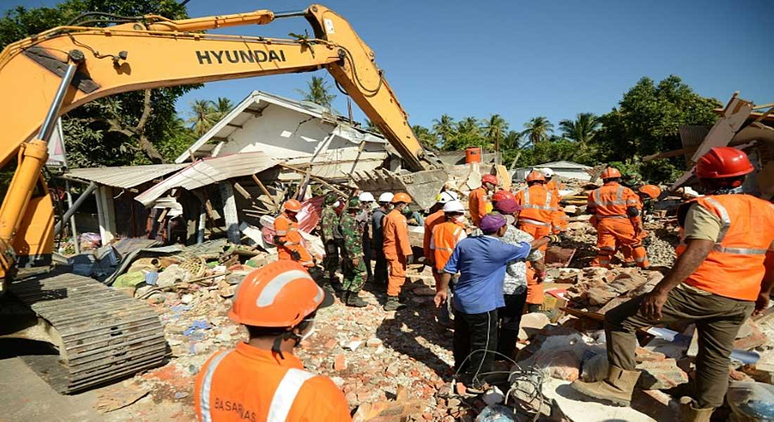 Indonésie: plus de 70.000 sans domicile après le séisme de très forte intensité