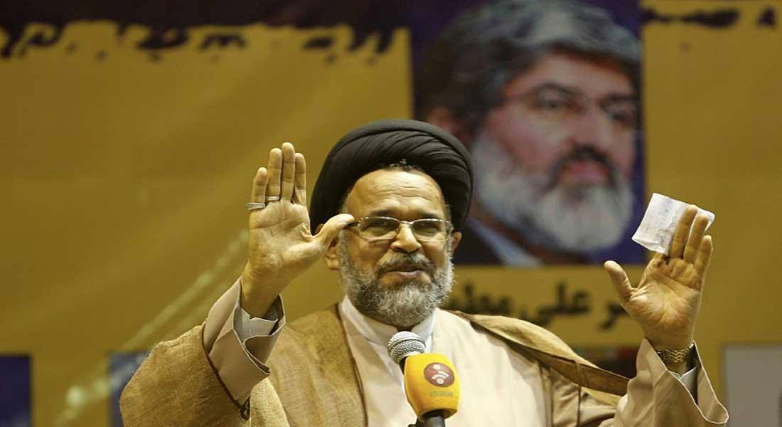 """L'Iran a arrêté des """"dizaines d'espions"""", selon le ministre du Renseignement"""