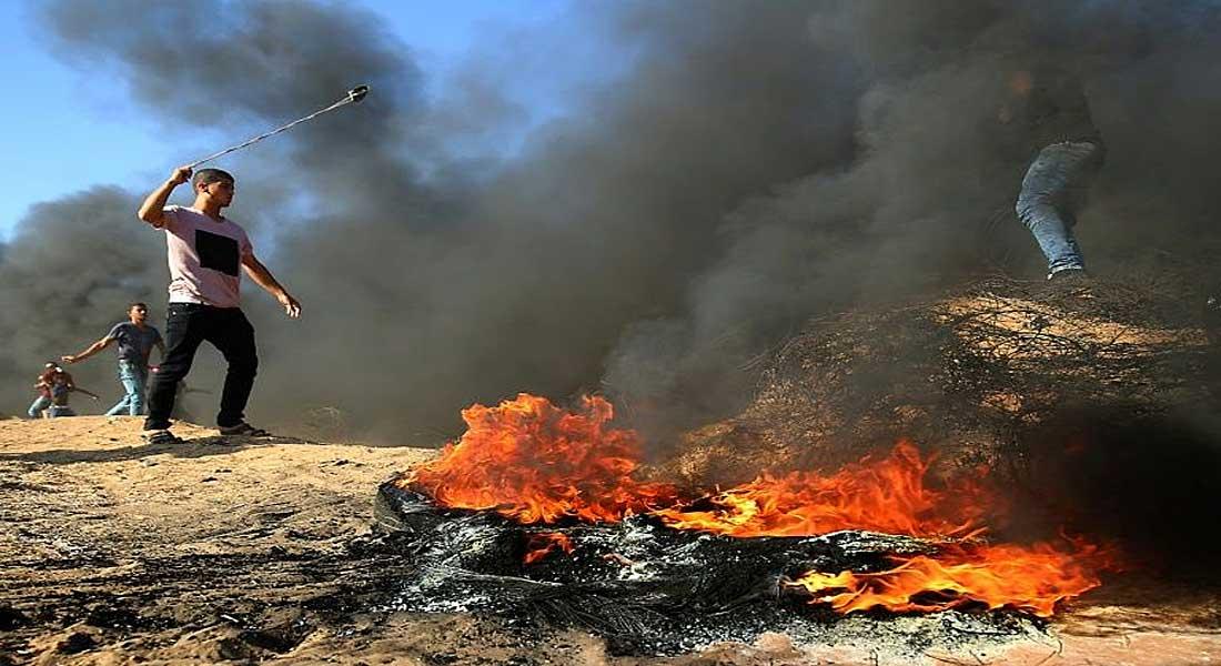 Gaza: deux Palestiniens tués par l'armée israélienne