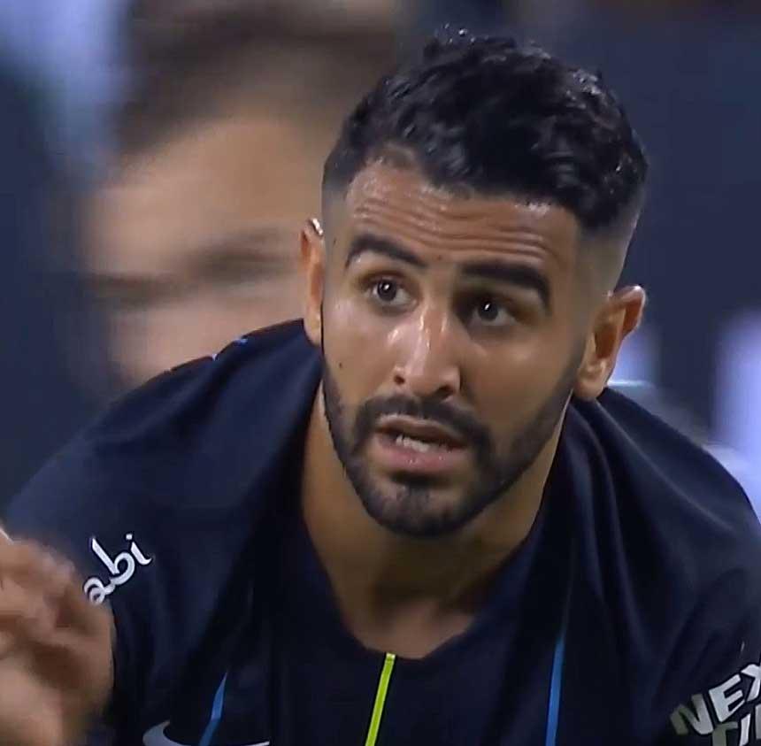 Comment a joué Riyad Mahrez face à Arsenal ( Arsenal 0 – Manchester 2 ) , vidéo