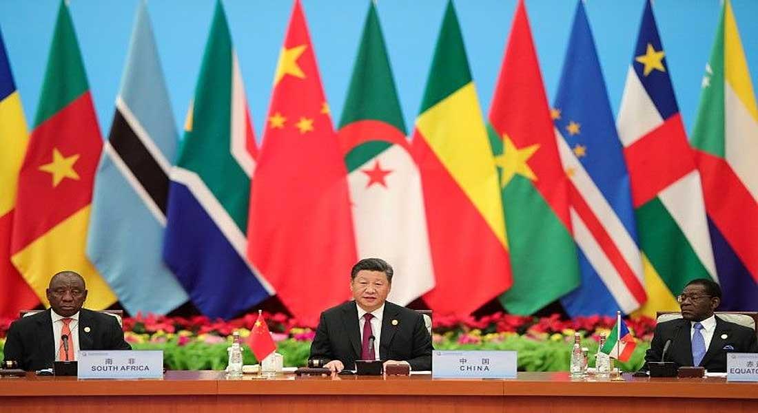 La Chine pour une contribution au développement de l'Afrique , pas à son endettement