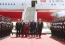 Tapis Rouge pour Erdogan à Berlin