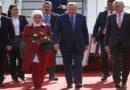 Erdogan se pose en Allemagne et cherche à améliorer les relations