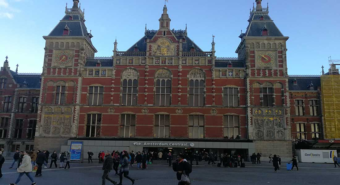 Deux Américains blessés lors de l'attaque d'Amsterdam: