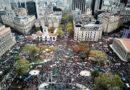 Argentine: Le président Macri à New York pour rassurer, grève générale dans le pays