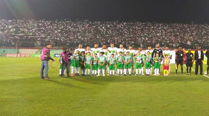 Eliminatoires CAN 2019: L'Algérie bat le Togo 4/1 à Lomé et assure sa qualification à la phase finale, vidéo