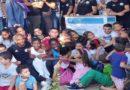 Les verts rendent visites aux enfants de l'association SOS Orphelins de Draria