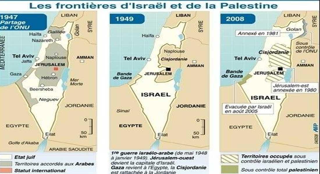 """Pour l'ambassadeur américain, Israël a le """"droit"""" d'annexer une partie de la Cisjordanie"""