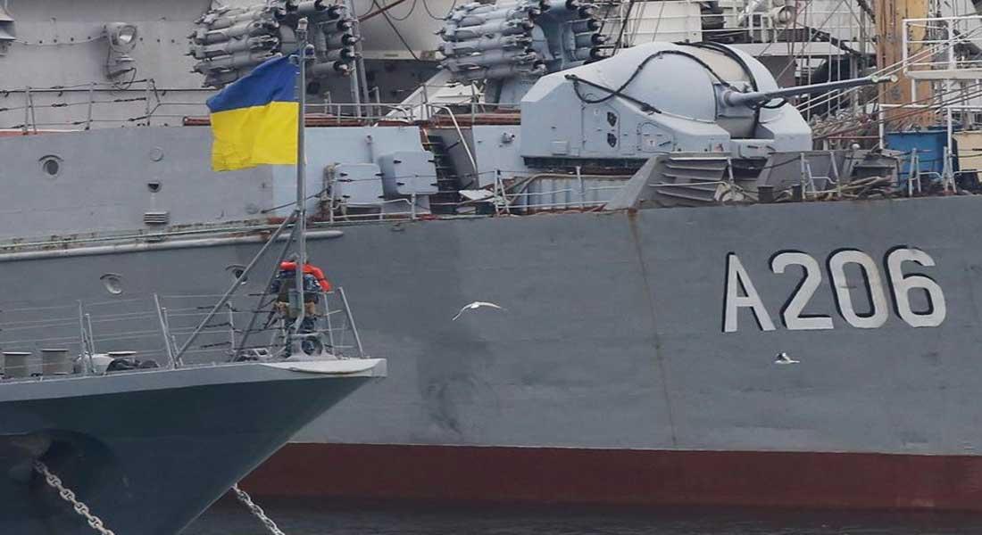 L'Ukraine lance des manoeuvres militaires face aux exercices russes