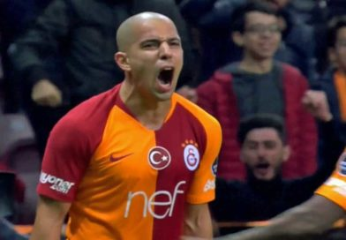 Sofiane Feghouli  auteur d'un but et passeur décisif face à Sivasspor