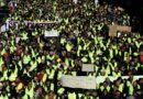 France : Des milliers de manifestants, des centaines d'arrestations, et des tensions près des Champs-Elysées