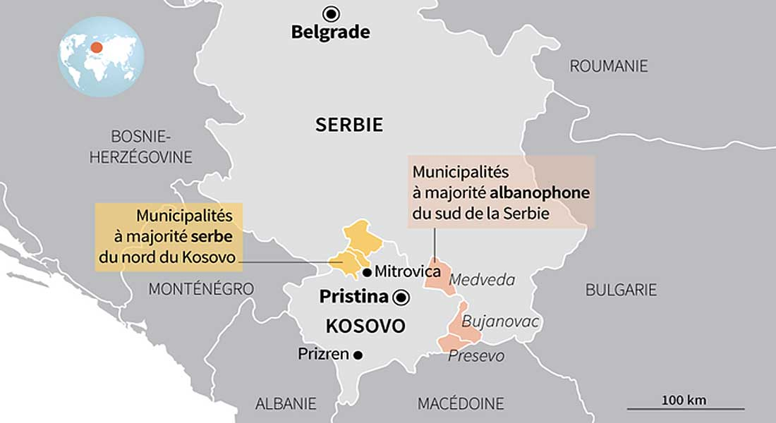Serbie : Découverte d'n charnier de la guerre du Kosovo