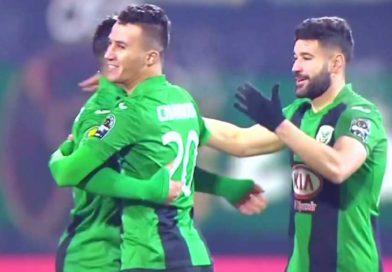 Ligue des Champions : Le CSconstantine bat le TP Mazembé 3/0, vidéo