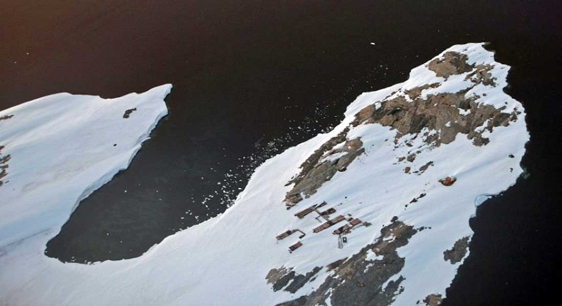 Environnement : La glace de l'Antarctique fond plus vite que jamais