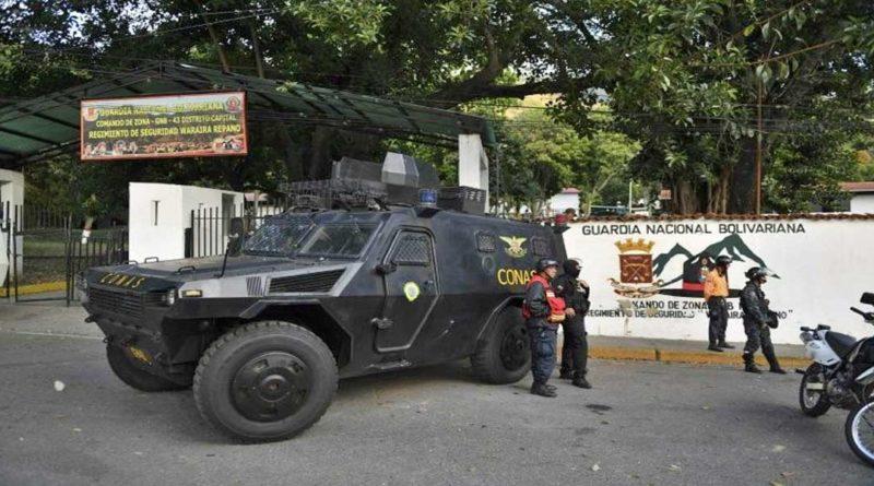 """Le Venezuela accuse Les Etats unis d'avoir encouragé """"un coup d'État fasciste"""""""