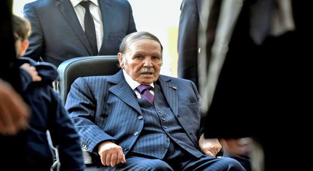 Selon l'APS, le président, Abdelaziz Bouteflika, va démissionner avant le 28 avril