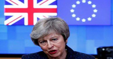 GB : Theresa May quittera son poste de premier ministre le 7 juin