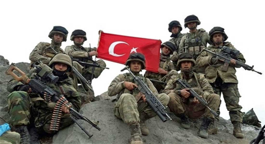 armée turc