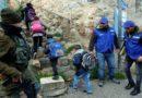 Palestine :A Hébron des enfants accompagnés à l'école après le départ d'observateurs