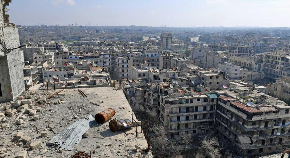 L'armée syrienne déclare avoir intercepté plusieurs missiles tirés par israël contre d'Alep