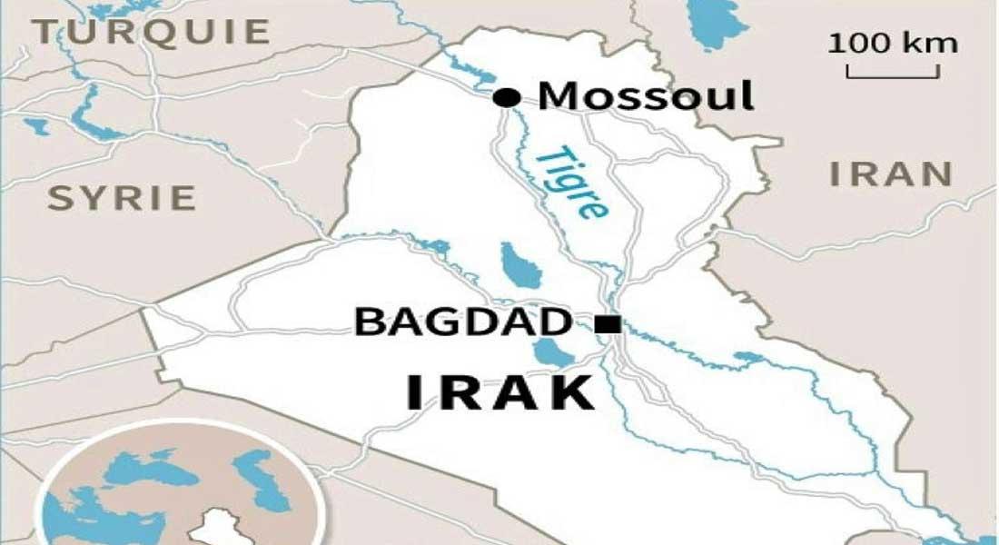 Irak: Des tirs sur une base où des soldats américains ont récemment été tués