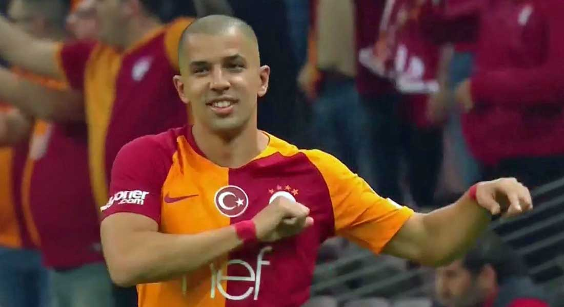 Le but de Sofiane Feghouli face à Antalyaspor , vidéo
