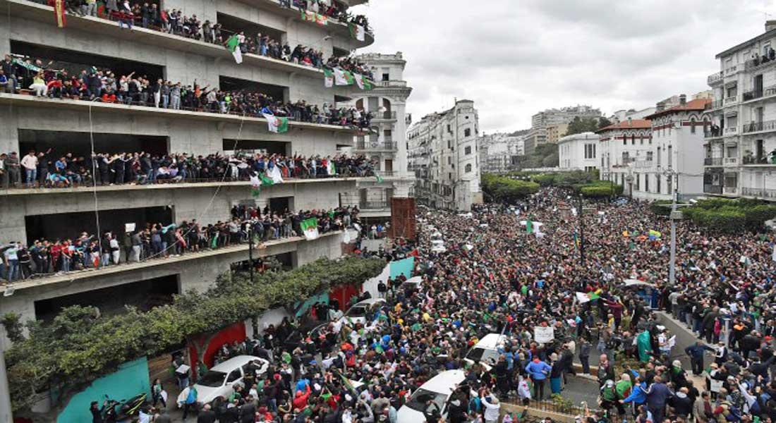 195 arrestations après la manifestation géante à Alger contre le 5 e mandat