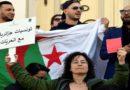 Tunis : Les algériens ont manifesté contre le 5e mandat de Bouteflika