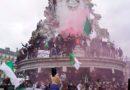 Algérie : Plus de 10 000 algériens ont manifesté à Paris contre le 5e mandat de Bouteflika, vidéo