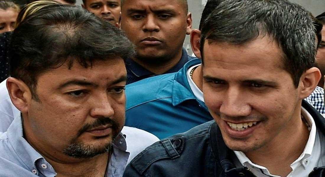 Venezuela: Arrestation du bras droit de Guaido par les services de renseignement