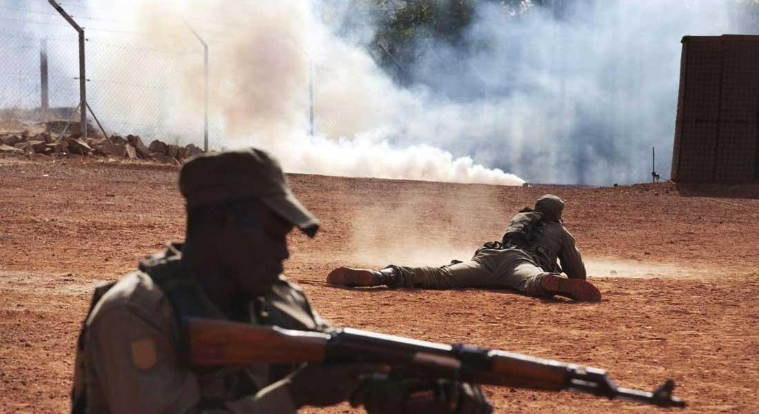 Mali attaque