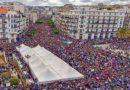 """Algérie: Des centaines de milliers d'Algériens disent encore NON au """"système""""."""