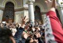 Algérie : Les avocats manifestent à Alger contre un 5e mandat de Bouteflika