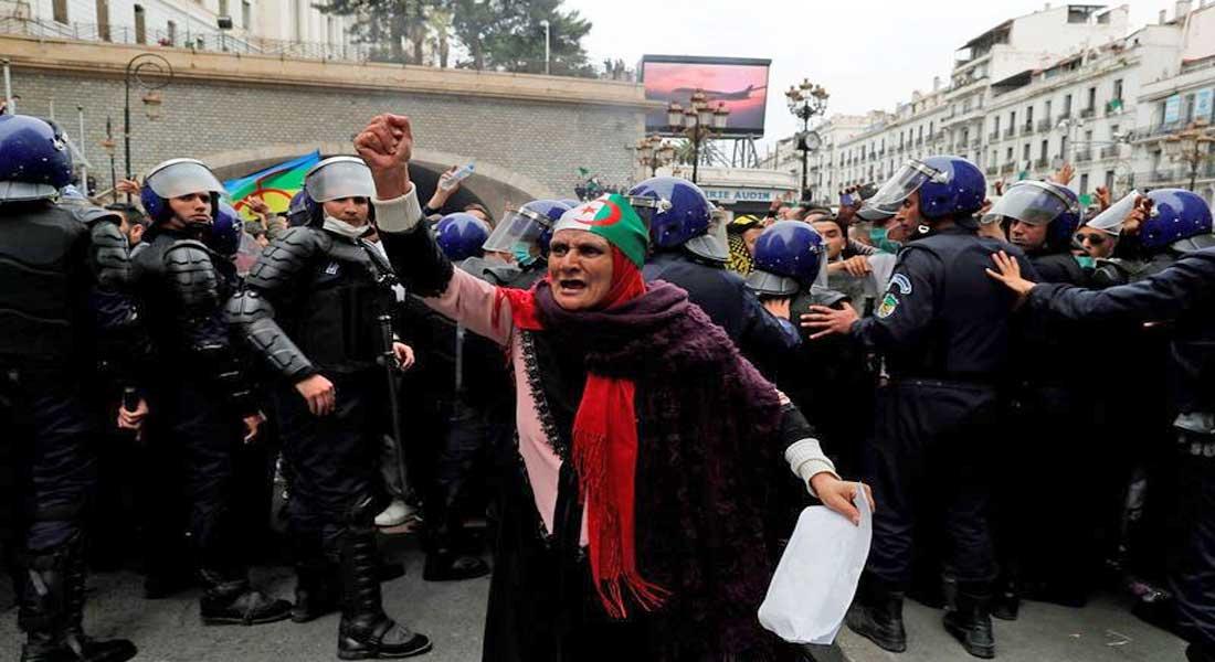 Manifestation contre 5e mandat : Les vacances universitaires avancées de dix jours en Algérie