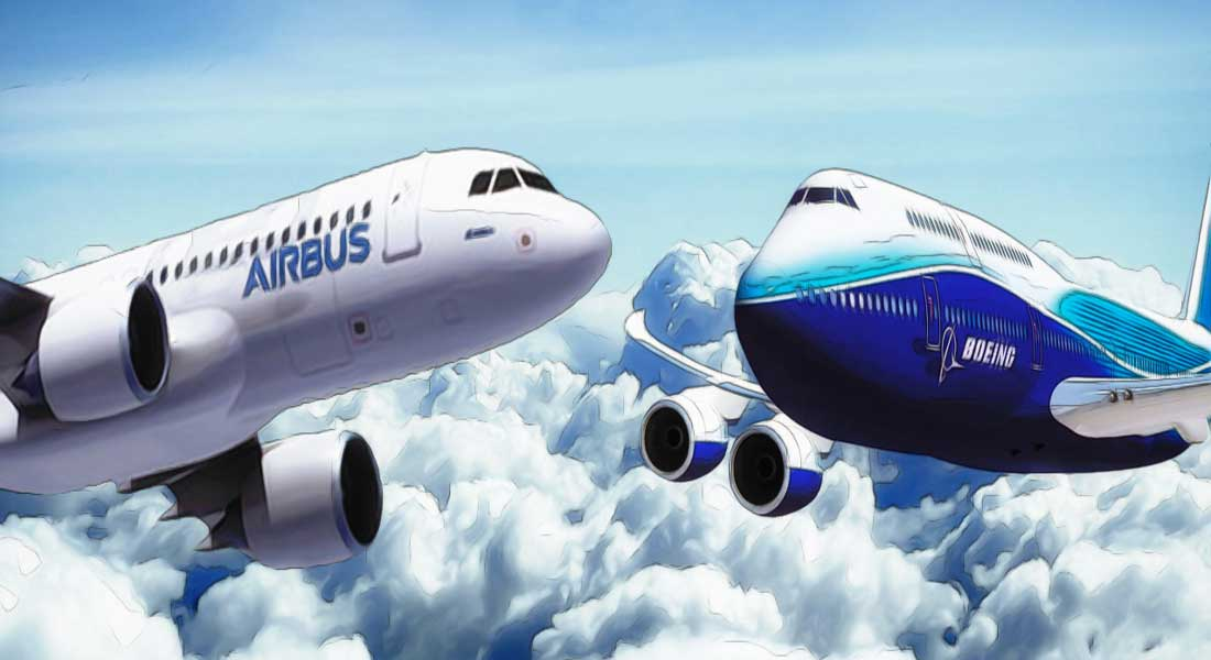Boeing-Airbus: L'UE présente une liste de 20 milliards d'euros de produits US à taxer