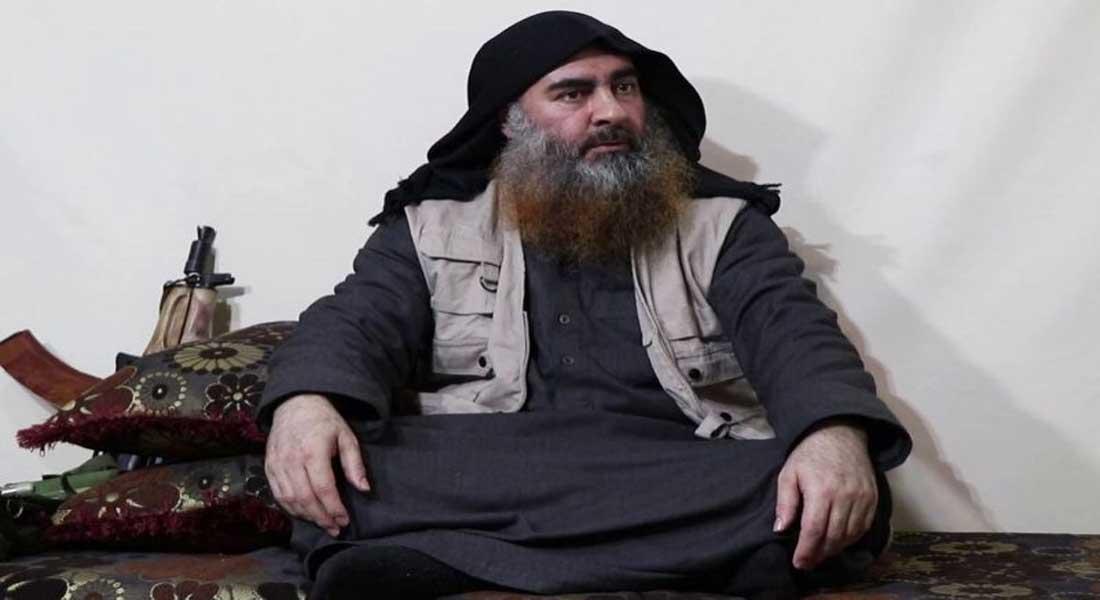 Daech: Réapparition du chef terroriste Abou Bakr al-Baghdadi dans une vidéo une première depuis cinq ans