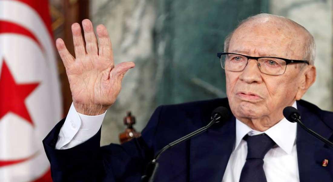 Le président tunisien Essebsi ne souhaite pas briguer un second mandat