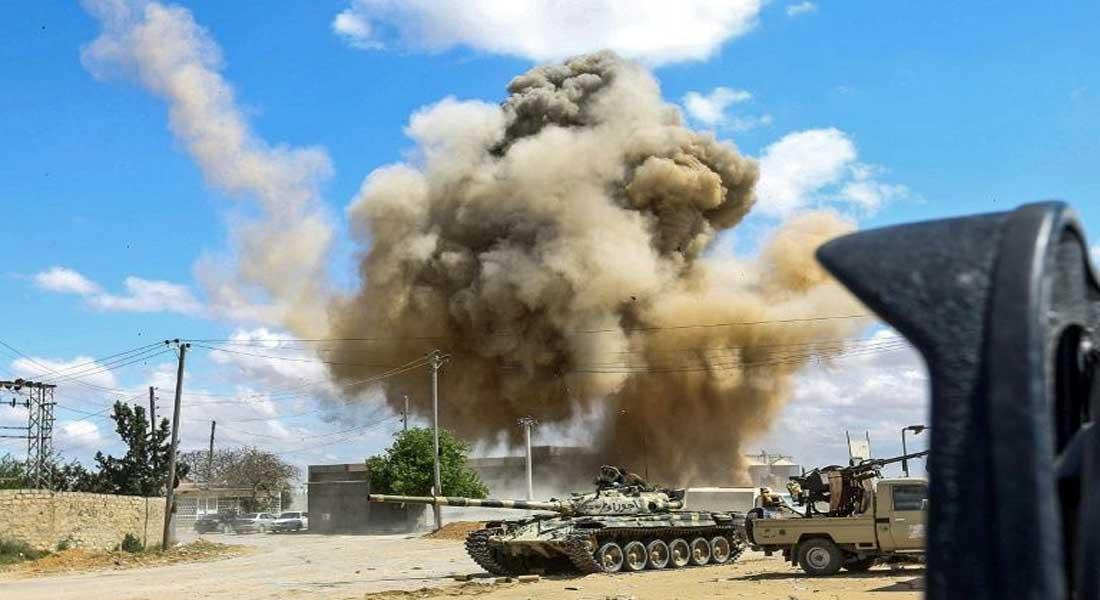 Libye: les combats s'intensifient au sud de Tripoli, entre l'armée et la bande à Haftar