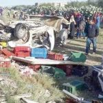 Tunisie: 5000 Tunisiens manifestent à Sidi Bouzid après la mort de douze ouvrières agricoles