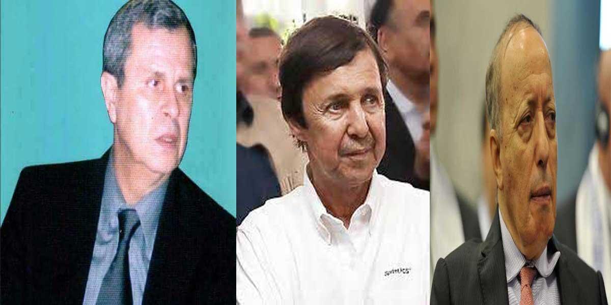 Séisme politique en Algérie : Arrestation de Saïd Bouteflika, et du Général (retraité) Mediène dit Toufik