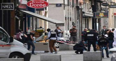 Lyon : 13 blessés dans une explosion , un homme recherché