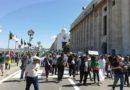 Le peuple veut que vous partiez tous ont scandé les manifestants ce vendredi à Alger