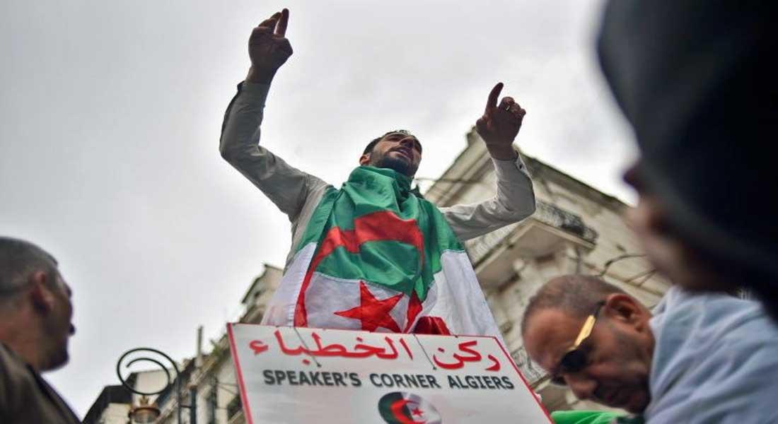 """Hirak : """"l'escabeau de la démocratie"""" une tribune pour débattre en toute liberté"""