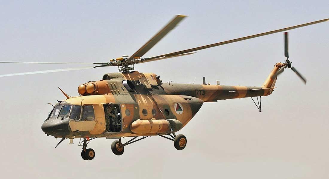 Algérie : Crash d'un hélicoptère de l'ANP à El-Oued