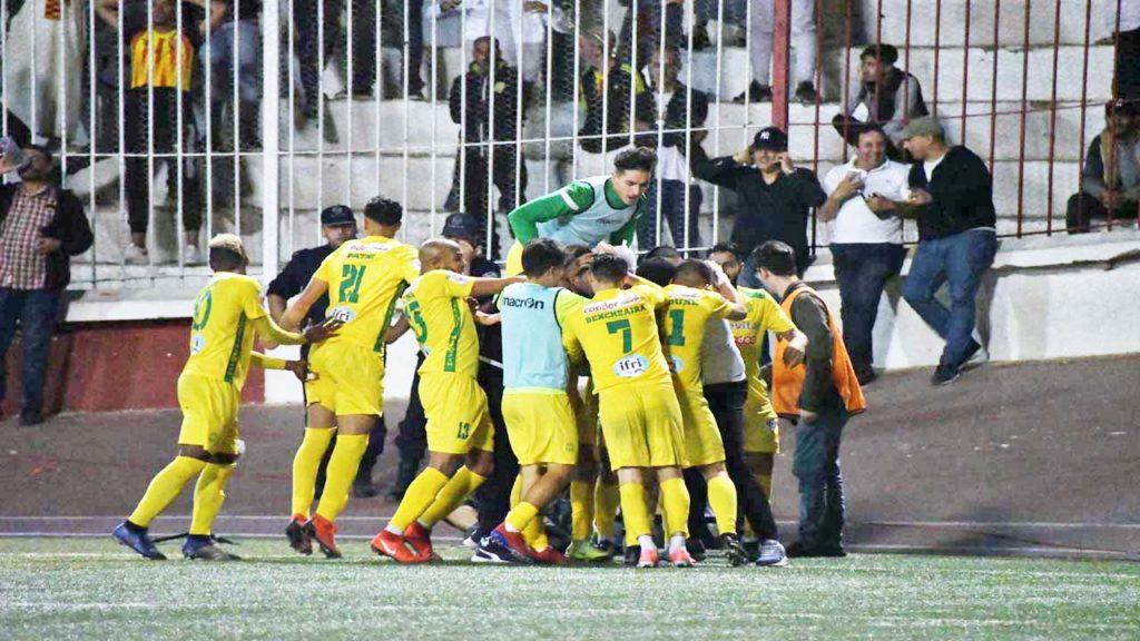 Coupe de la CAF : Coton Sport – JSKabylie (1-2)