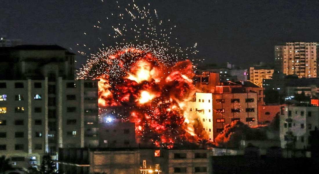 200 roquettes ont été tirées de Gaza vers Israël et des raids israéliens ayant fait trois morts palestiniens, dont un bébé