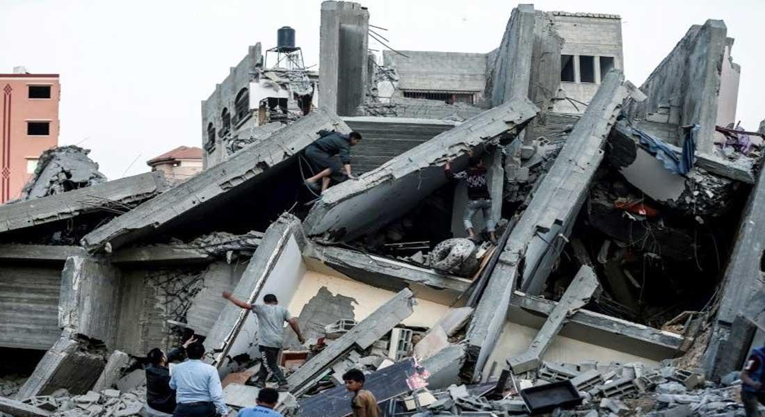 Les hostilités se sont intensifiées entre Israël et les groupes armés de la bande de Gaza