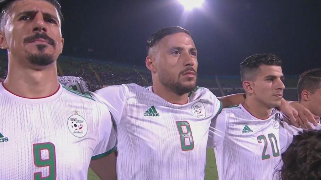 CAN 2019 : L'Algérie domine la Guinée 3-.0 , vidéo