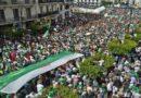 Algérie: Le peuple est sorti manifester en ce 1er vendredi depuis l'annulation de la présidentielle