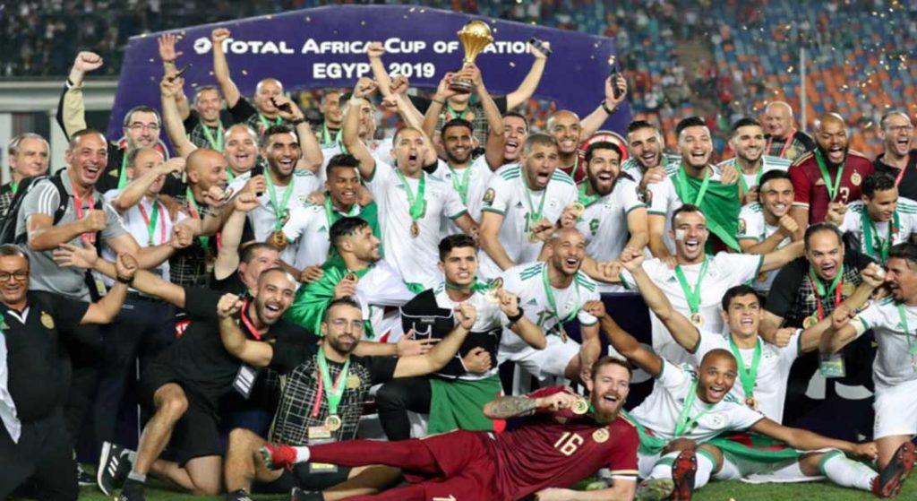 Amical : Algérie 3 – Colombie 0